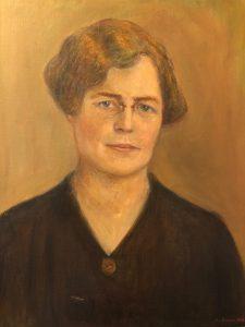 Kuva koulun perustaja Ada Äijälästä